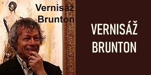 Vernisáž Brunton